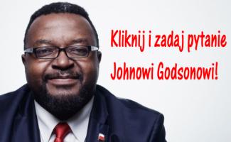 Pytania do Johna Godsona