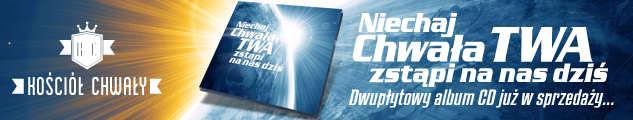 Kościół Chwały Niechaj Płyta