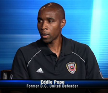 Eddie Pope  fot. csnwashington.com
