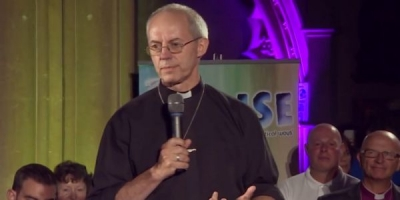 abp Justin Welby
