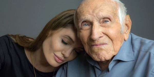 Angelina Jolie i Louis Zamperini