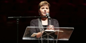 Joyce Meyer na rozdaniu Dove Awards