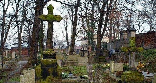 cmentarz ewangelicki w Kaliszu