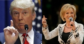 Donald Trump i Paula White